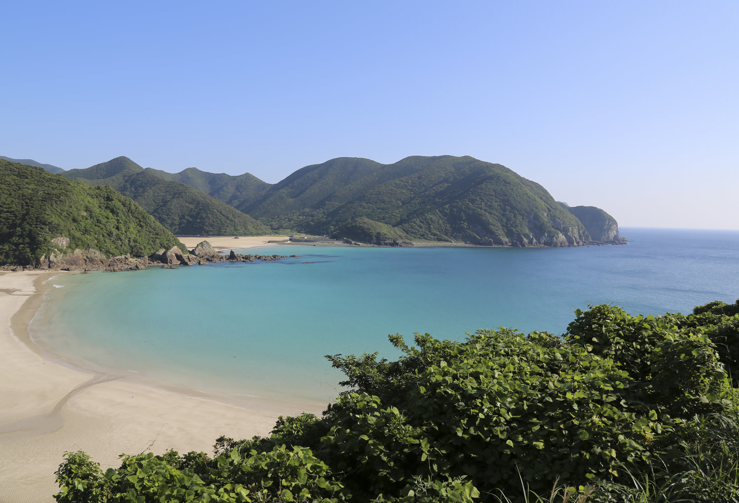 Takahama Coast (Goto City)